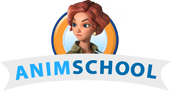 AnimSchool Logo