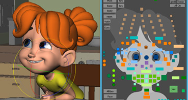 Free 3D Animation Character | AnimSchools Malcolm Rig | AnimSchool
