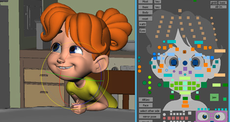 Free 3D Animation Character | AnimSchools Malcolm Rig | AnimSchool