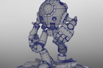 3D Character Program - AnimSchool